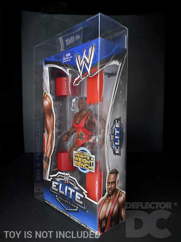 WWE Elite Collection Series 25-31 Figure Display Case