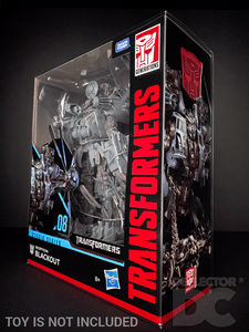 Transformers Generations Studio Series Leader Class Display Case
