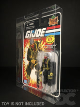 Load image into Gallery viewer, GI Joe Vintage 3.75 Inch Figure Display Case