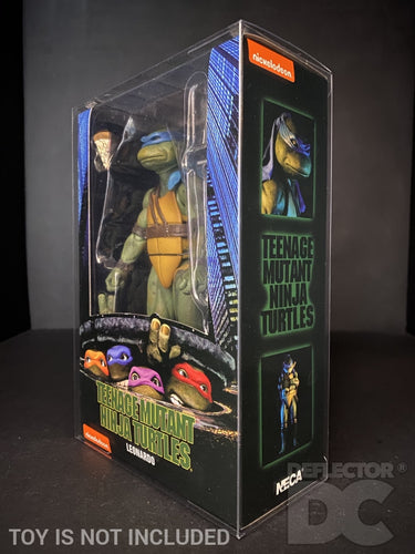 Teenage Mutant Ninja Turtles TMNT Action Figure Display Case