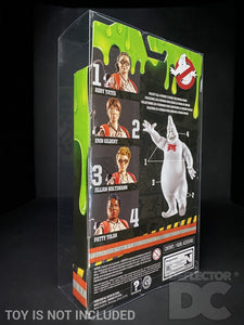 Ghostbusters 2016 6 Inch Boxed Figure Display Case