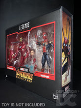 Load image into Gallery viewer, Marvel Legends Series 6 Inch 2 Pack Action Figure Display Case
