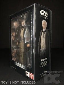 Star Wars Bandai S.H. Figuarts Ben Kenobi ANH Display Case