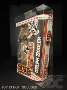 WWE Elite Collection Series 12-17 Figure Display Case