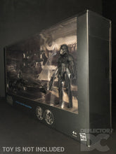 Load image into Gallery viewer, Star Wars The Black Series 6 Inch Shadow Speeder Display Case