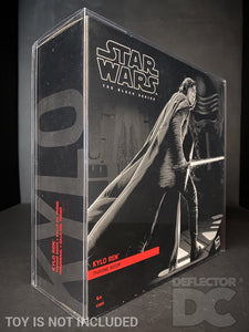 Star Wars The Black Series 6 Inch Kylo Ren Throne Room Display Case