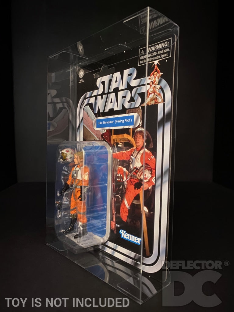 Star Wars The Vintage Collection 3.75 Inch Figure MOC Display Case