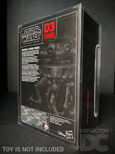 Star Wars TESB 40th Anniversary Imperial Probe Droid Display Case
