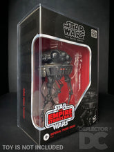 Load image into Gallery viewer, Star Wars TESB 40th Anniversary Imperial Probe Droid Display Case