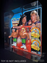 Load image into Gallery viewer, WWF Hasbro Tag Team Figure Display Case