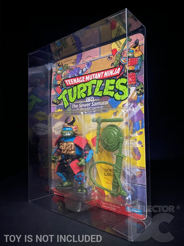 Teenage Mutant Ninja Turtles Vintage 1988-1992 TMNT Display Case