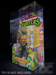 Teenage Mutant Ninja Turtles TMNT Classic Collection 1988 Display Case