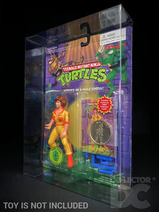Teenage Mutant Ninja Turtles Vintage 1993-1998 TMNT Display Case