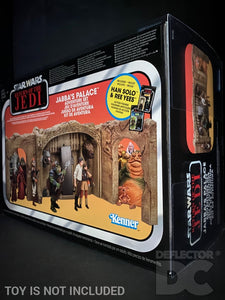 Star Wars The Vintage Collection Jabba's Palace Display Case