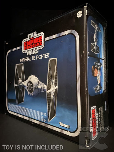 Star Wars The Vintage Collection Imperial Tie Fighter Display Case