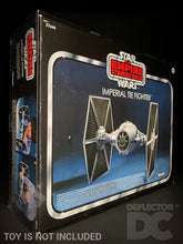 Load image into Gallery viewer, Star Wars The Vintage Collection Imperial Tie Fighter Display Case