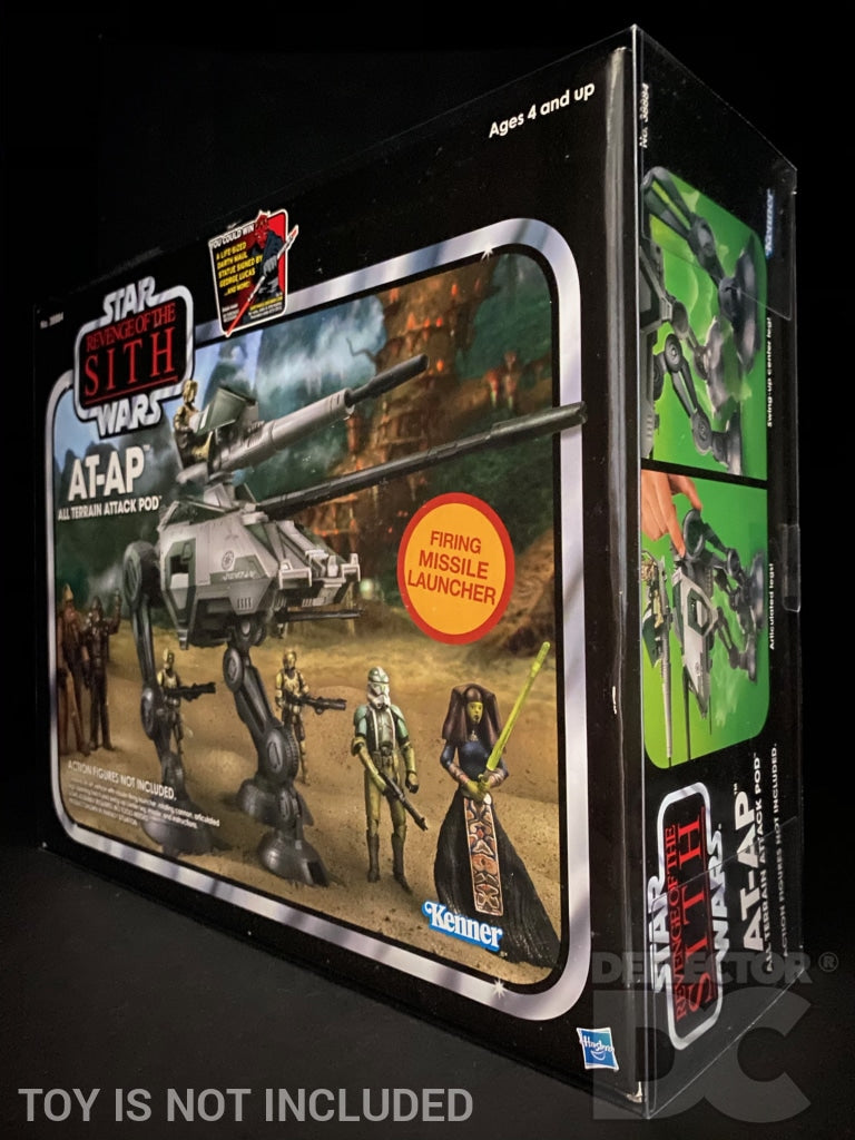 Star Wars The Vintage Collection AT-AP Display Case