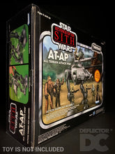 Load image into Gallery viewer, Star Wars The Vintage Collection AT-AP Display Case