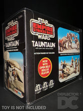 Load image into Gallery viewer, Star Wars Vintage Tauntaun with Open Belly Rescue Feature Display Case