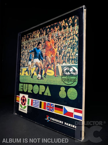 Panini Football Euro Album Display Case