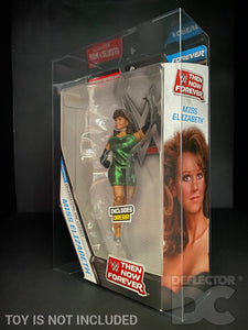 WWE Elite Collection Series Then Now Forever Figure Display Case