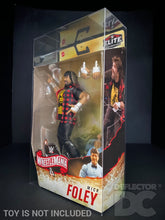 Load image into Gallery viewer, WWE Elite Collection Series Wrestle Mania Figure Display Case
