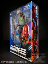 Load image into Gallery viewer, GI Joe Classified Series Figure Display Case