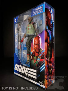 GI Joe Classified Series Figure Display Case