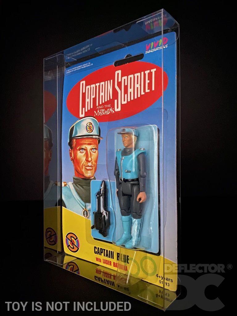 Captain Scarlet and the Mysterons Display Case