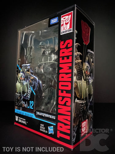 Transformers Generations Studio Series Voyager Class Display Case