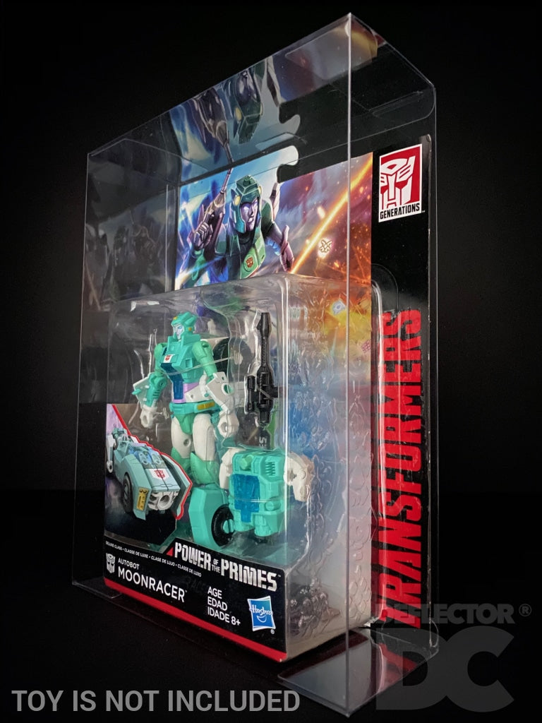 Transformers Generations Power of the Primes Deluxe Class Display Case