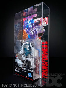 Transformers Generations Power of the Primes Legends Class Display Case
