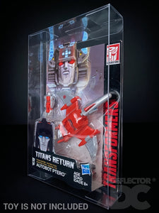 Transformers Generations Titans Return Titan Master Display Case