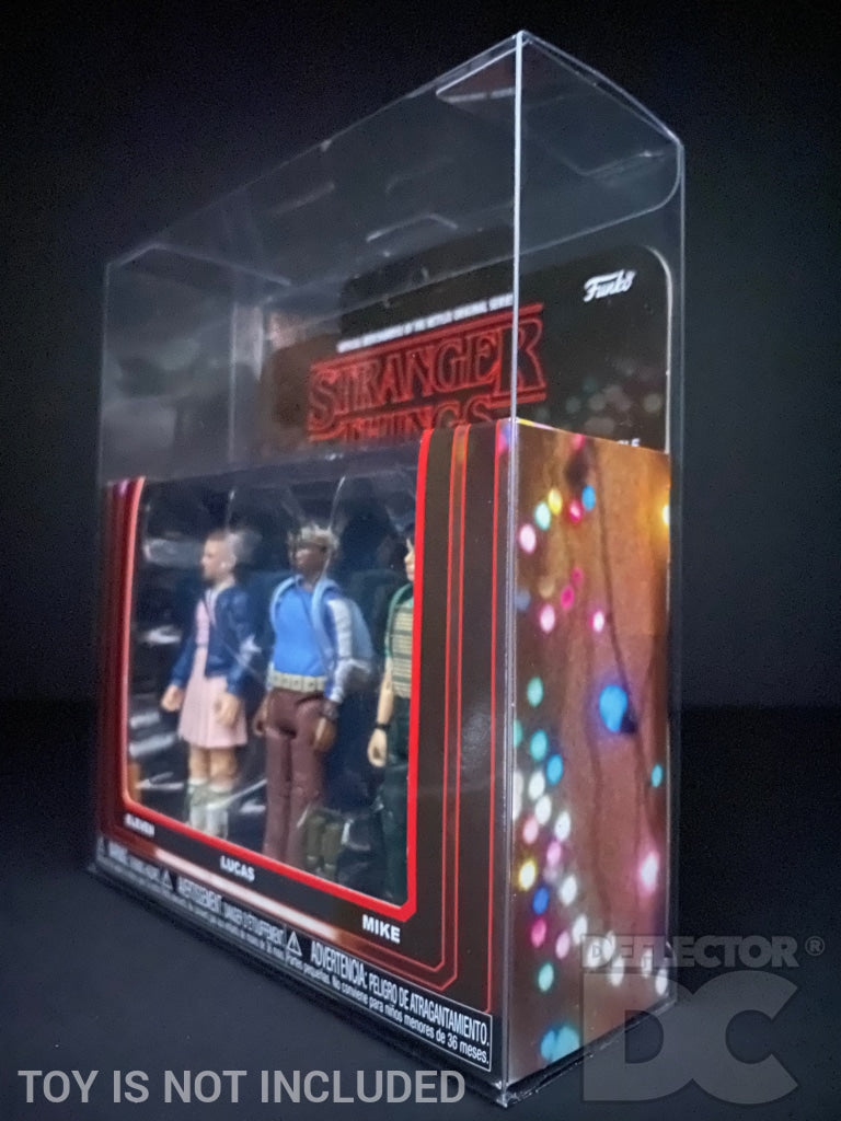 Stranger Things Funko 3 Pack Display Case