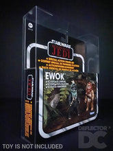 Load image into Gallery viewer, Star Wars The Vintage Collection Ewok Scouts Display Case