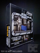 Load image into Gallery viewer, Star Wars The Vintage Collection Imperial Scanning Crew Display Case