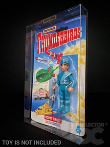 Thunderbirds Figure Display Case