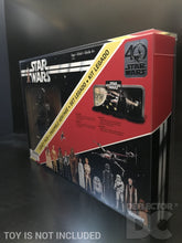 Load image into Gallery viewer, Star Wars 40th Anniversary Legacy Pack Display Case