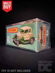 Matchbox Car Display Case
