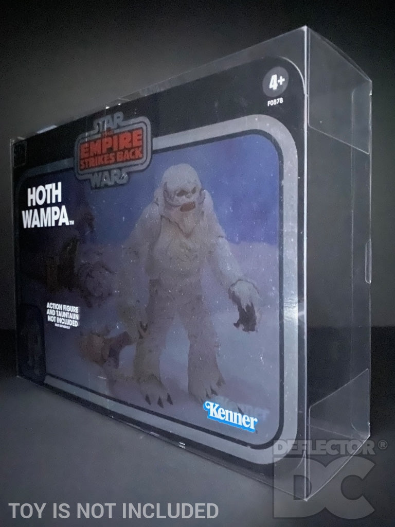 Star Wars TESB 40th Anniversary SDCC Wampa Display Case