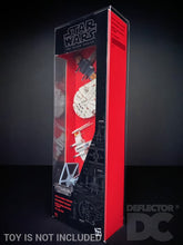 Load image into Gallery viewer, Star Wars Titanium Series Vehicle 4 Pack Display Case