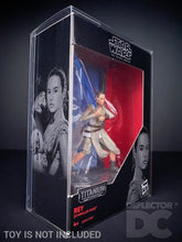 Load image into Gallery viewer, Star Wars Titanium Series Figure Display Case