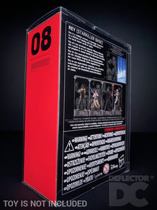 Star Wars Titanium Series Figure Display Case