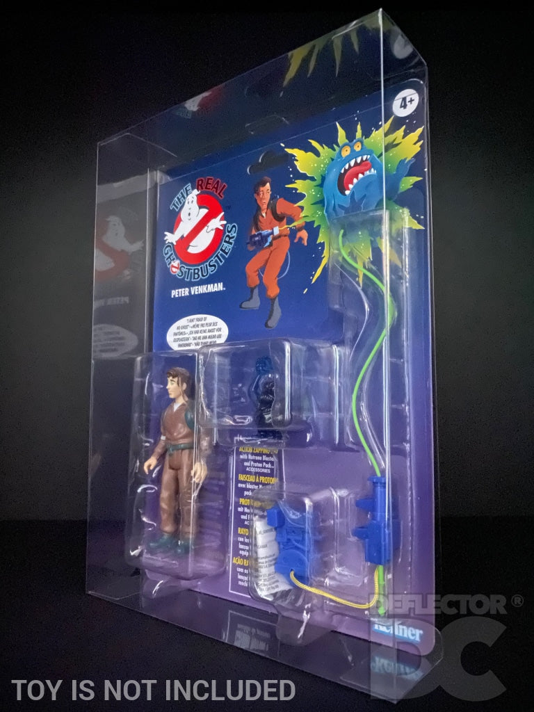 The Real Ghostbusters Kenner Classics Figure Display Case