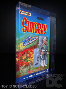 Stingray Figure Display Case