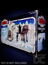 Load image into Gallery viewer, Star Wars Vintage Turret & Probot Playset Display Case