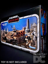 Load image into Gallery viewer, Star Wars The Vintage Imperial Combat Assault Tank Display Case
