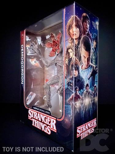 Stranger Things Demogorgan Display Case