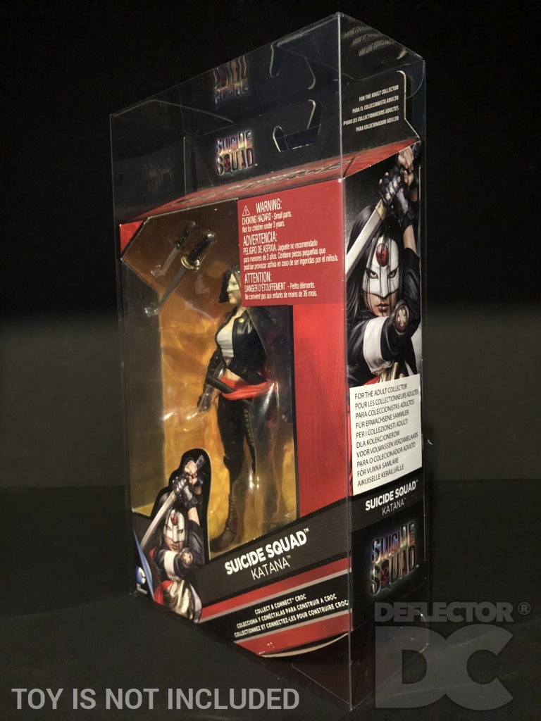 DC Comics Multiverse 6 Inch Figure Display Case
