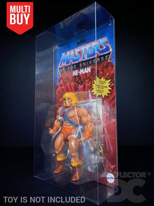 Masters of the Universe Origins Figure Display Case